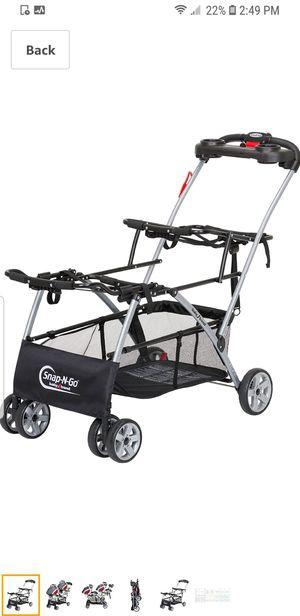 Twin car seat stroller for Sale in Allentown, PA