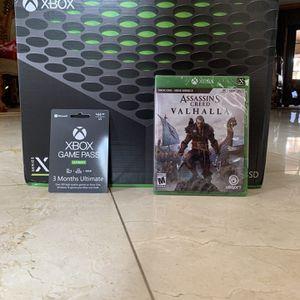 Xbox Series X Bundle for Sale in Miami, FL