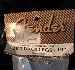 NEW Fender Amp Tilt Back Legs 19 inch for Sale in Chantilly, VA