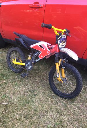 """Moto 12"""" mxb bicycle for Sale in West Linn, OR"""