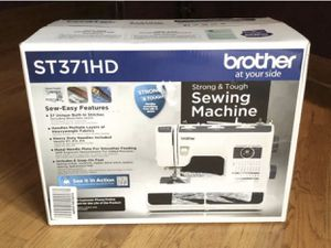 Brother st371HD sewing machine for Sale in Durham, NC
