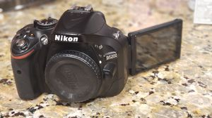 Nikon D5200 + Tamron lenses and flash for Sale in San Diego, CA
