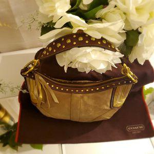 COACH Signature Soho Small Hobo Handbag for Sale in Jackson, MS
