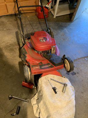 6.5 toro self propelled lawnmower for Sale in Columbus, OH