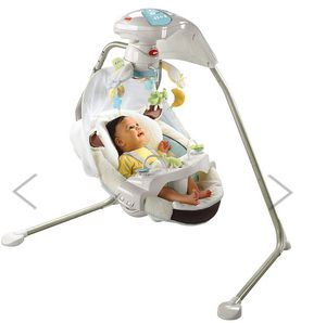 Fisher-Price cradle and swing my little lamb great condition for Sale in Apex, NC