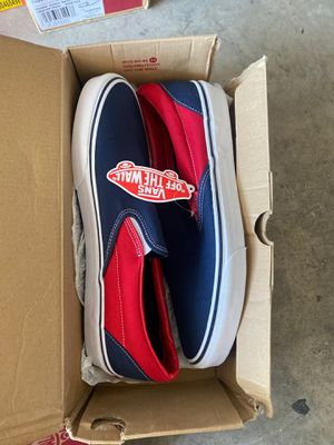 Men's Vans NEW for Sale in Escondido, CA