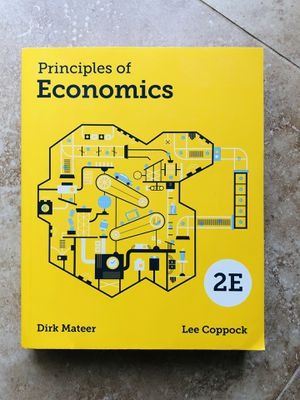 Like New Principles of Economics 2nd Edition including Unused Access Code for Sale in Rockledge, FL