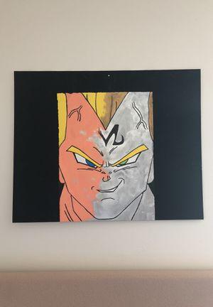 Majin Vegeta Painting for Sale in Henrico, VA