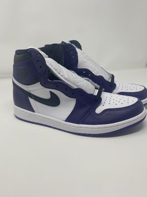 Jordan 1 Court Purple for Sale in Peoria, AZ