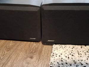 Bose 301 Series IV Speakers/woofer & Onkyo receiver for Sale in Austin, TX