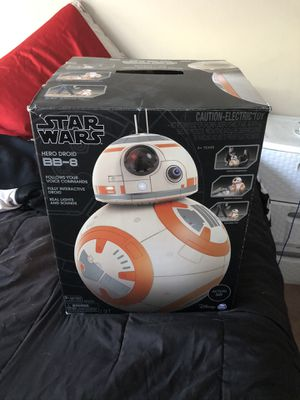Star Wars hero droid BB-8 for Sale in Columbus, OH