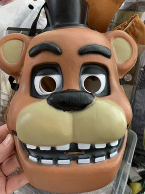 Five nights at Freddy's boys Halloween child costume for Sale in Fort McDowell, AZ