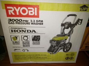 Gas pressure Power wash 3000 for Sale in Adelphi, MD