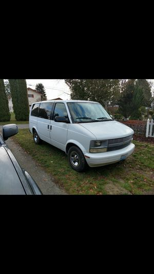 2001 Chevy Astro van passenger for Sale in Bremerton, WA