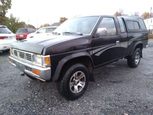 1997 Nissan Pickup 4wheel drive 4cylinder 5speed manual transmission 150k miles for Sale in Bowie, MD