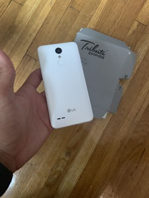 LG Tribute Wireless 16gb Unlocked for Sale in The Bronx, NY
