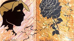 Tupac & the Rose that grew from Concrete for Sale in Durham, NC