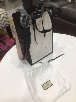 Gucci belt Sz 32-36 for Sale in Brooklyn, NY