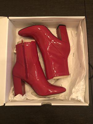 Red Aurella Aldo Boots for Sale in St. Petersburg, FL