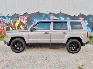 2015-Jeep Patriot Sport SUV 4D FWD🔴Silver🚘 Alexandra for Sale in Miami, FL