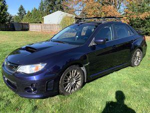 2014 Subaru wrx 77k miles. No mods. for Sale in Renton, WA