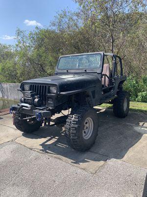 1995 Jeep yj for Sale in Lakeland, FL
