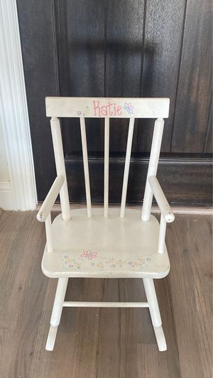 Kids rocking chair for Sale in Plano, TX