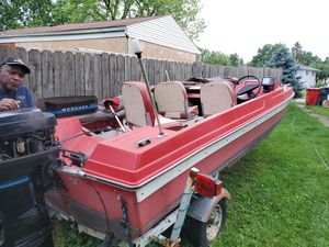 1973 Chrysler Tri Hull Open Bow for Sale in Columbus, OH