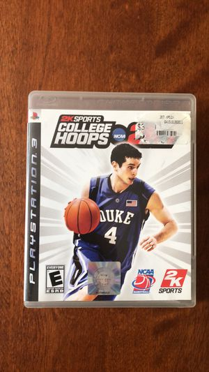 College Hoops 2k7 PS3 for Sale in Brookeville, MD