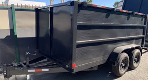 Brand New Dump Trailer For Sale 2019 for Sale in Modesto, CA