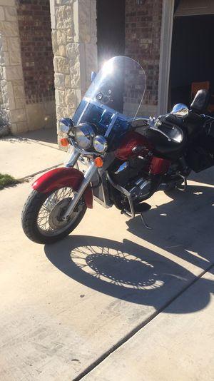 2003 Honda 750 shadow Great bike like new for Sale in New Braunfels, TX