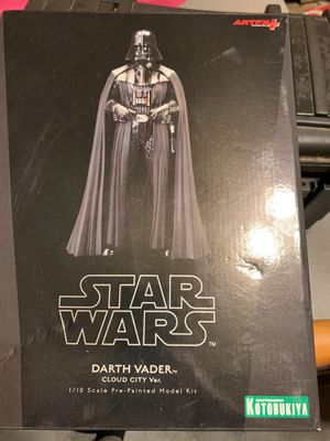 Various Star Wars ArtFx statues for Sale in Clifton Heights, PA
