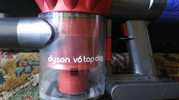 Dyson V6 Top Dog