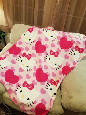 Hello Kitty Throw Blanket for Sale in Everett, WA
