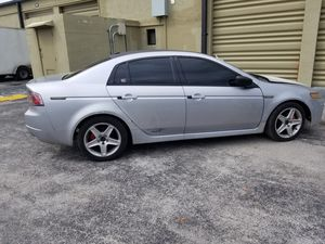 2004 Acura TL 3.2 for parts only engine and transmission must go for Sale in North Miami Beach, FL