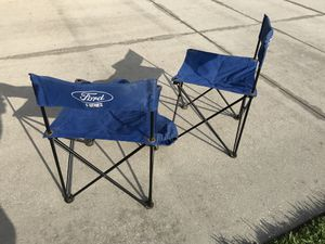Ford Fold Up Chairs for Sale in Pittsburgh, PA