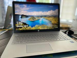 HP Pavilion Laptop 15-cc6xx plus FREE CASE for Sale in Branchburg, NJ