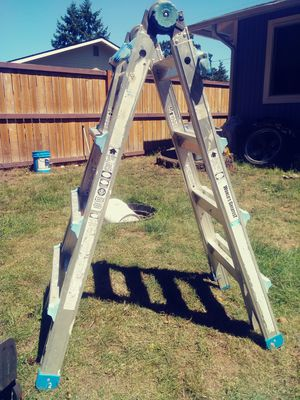 Cosco worlds greatest ladder for Sale in Tacoma, WA