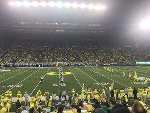 Ducks vs WSU 10/26 for Sale in Boring, OR