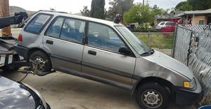 Civic wagon complete part out for Sale in Bloomington, CA