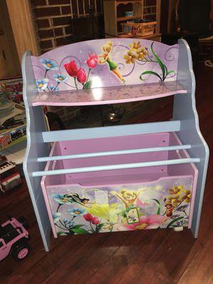 Girl storage bin for Sale in Appomattox, VA