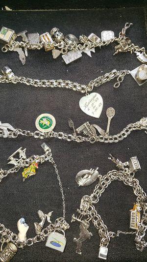 Silver bracelets for Sale in Monsey, NY