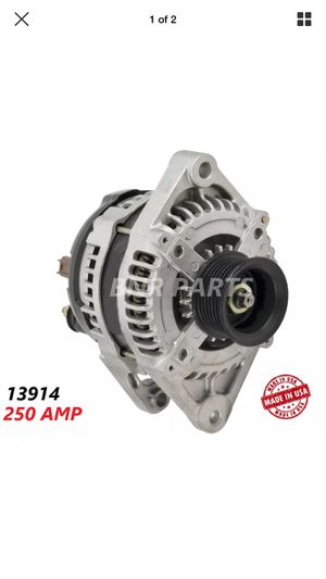 250 amp alternator, Grand Cherokee,Dakota,Durango,5.2l,5.7l for Sale in Torrington, CT