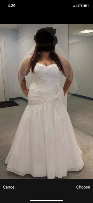 Brand new with tags wedding dress for Sale in Hacienda Heights, CA