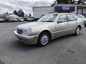 2001 Mercedes-Benz E320 for Sale in Joint Base Lewis-McChord, WA