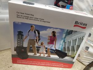 Britax Car Seat Travel Bag for Sale in Los Angeles, CA
