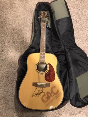 Copley Acoustic guitar signed by Montgomery Gentry for Sale in Franklin, TN