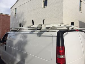 Kargo master ladder racks for Sale in Arlington, TX