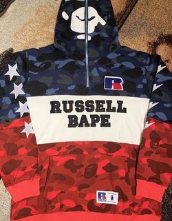 Bape x Russell Athletics Sz xl for Sale in New York,  NY