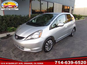 2012 Honda Fit for Sale in Orange, CA